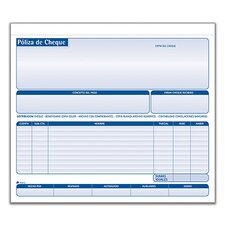 <strong>Adams Business Forms</strong> Check Policy (Set of 1000)