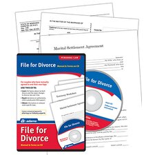 File For Divorce Compact Disc (Set of 8)