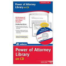 Power of Attorney Library Compact Disc (Set of 6)