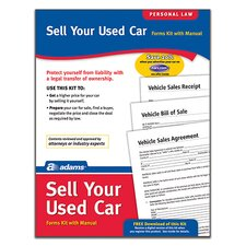 Sell Your Used Car Forms and Instruction