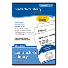 Contractor's Library Compact Disc (Set of 3)