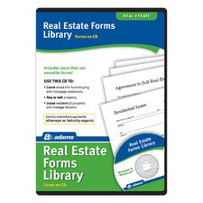 Real Estate Forms Library Compact Disc (Set of 3)