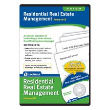 Residential Property Management Compact Disc (Set of 6)