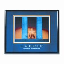 Leadership Framed Photographic Print