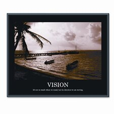 'Vision' Framed Photographic Print
