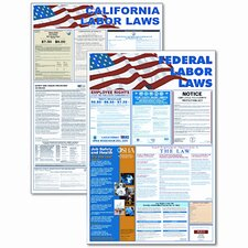 State/Federal Labor Law/Legally Required Photographic Print