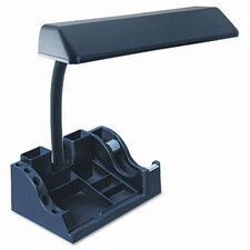 "Ledu Deluxe Organizer Fluorescent 15.5"" H Table Lamp"