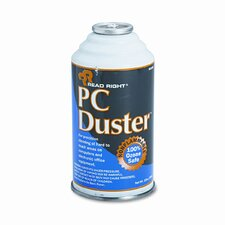 Read Right Pc Duster Nonflammable Spray Refill, 10 Oz Can