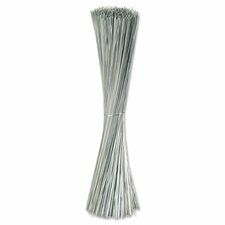 "Tag Wires, Wire, 7-1/2"" Long, 1000/Pack"