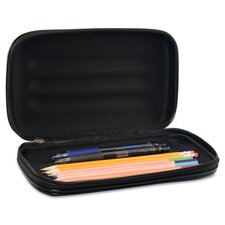 <strong>Advantus Corp.</strong> Innovative Storage Designs Large Soft-Sided Pencil Case, Fabric with Zipper Closure