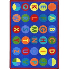 Alpha-Dots Multi Kids Rug