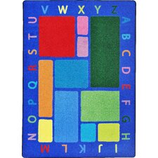 Building Blocks© Multi Kids Rug