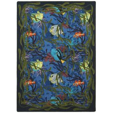 <strong>Joy Carpets</strong> Just for Kids Essentials Under the Sea Rug