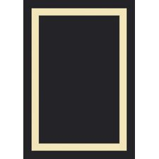 Family Legacies Portrait Black Rug
