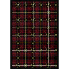 Sports Saint Andrews Lumberjack Red Rug