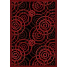 Whimsy Dottie Ruby Rug