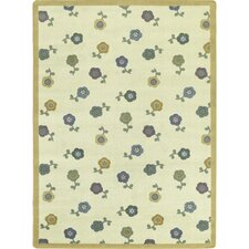 Just for Kids Awesome Blossom Soft Kids Rug
