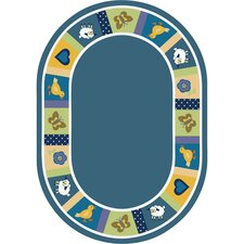 Just for Kids Baby Bold Kids Rug