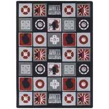 Just for Kids Wired Kids Rug