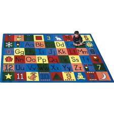 Educational Around the Block Kids Rug