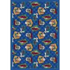 Just for Kids Fabulous Fifties Kids Rug