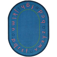 Educational Essentials Alphabet Kids Rug