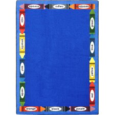 <strong>Joy Carpets</strong> Kid Essentials Bilingual Kids Rug