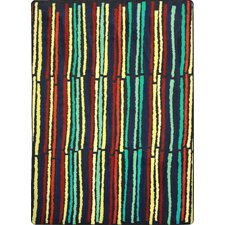 <strong>Joy Carpets</strong> Kid Essentials Cascade Multi Kids Rug