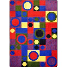 Kid Essentials City Block Kids Rug