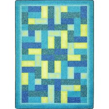 <strong>Joy Carpets</strong> Kid Essentials Off Beat Kids Rug