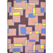 <strong>Joy Carpets</strong> Kid Essentials Outside the Box Kids Rug