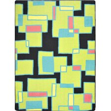 Kid Essentials Outside the Box Tropical Kids Rug