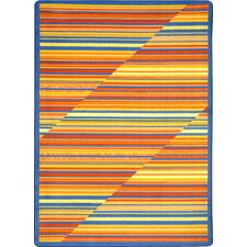 <strong>Joy Carpets</strong> Kid Essentials Rhythm Kids Rug