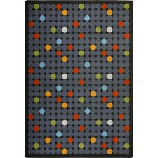 Playful Patterns Spot On Kids Rug