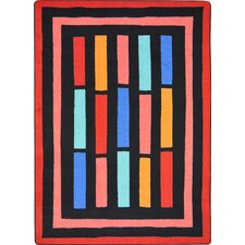 Kid Essentials Traffic Jam Kids Rug