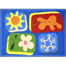 <strong>Joy Carpets</strong> Kid Essentials First Seasons Kids Rug