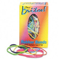 Brites Pic Pac Rubber Bands, 1-1/2-Oz Box