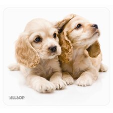 Naturesmart Mouse Pad - Puppies