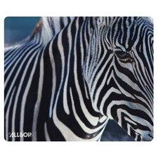 NatureSmart Zebra Mouse Pad