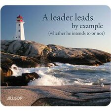 Motivational Mouse Pad - Leadership
