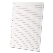 Versa Notebook Wide Ruled Refill Paper