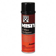 Misty X-Wax Floor Stripper, 18 Oz. Aerosol