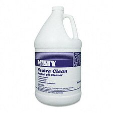 Misty Neutra Clean Floor Cleaner, 1 Gal. Bottle