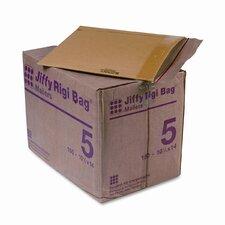 Jiffy Rigi Bag Mailer, Side Seam, #5, 150/Carton