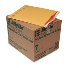 Jiffylite Self-Seal Mailer, Side Seam, #7, 14 1/4 X 20, 50/Carton