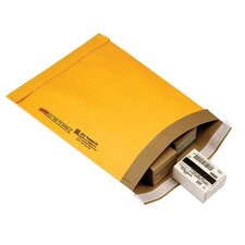 "Padded Mailers, Peel and Seal, 8-1/2""x14-1/2"", 25/CT, Kraft"