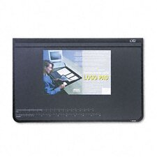 <strong>Artistic Products LLC</strong> Logo Pad Desktop Organizer with Clear Overlay, 31 X 20