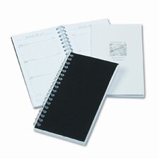 Executive Weekly Pocket Planner Refill, 3-1/4 x 6-1/4, 2014