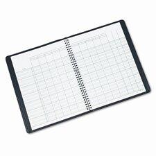 Undated Class Record Book 10-7/8 x 8-1/4, Black
