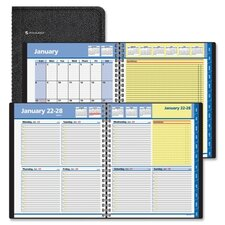 Weekly/Monthly Appointment Book